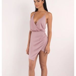 Brand new Tobi mauve/pink dress